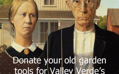 Tool Drive for Valley Verde